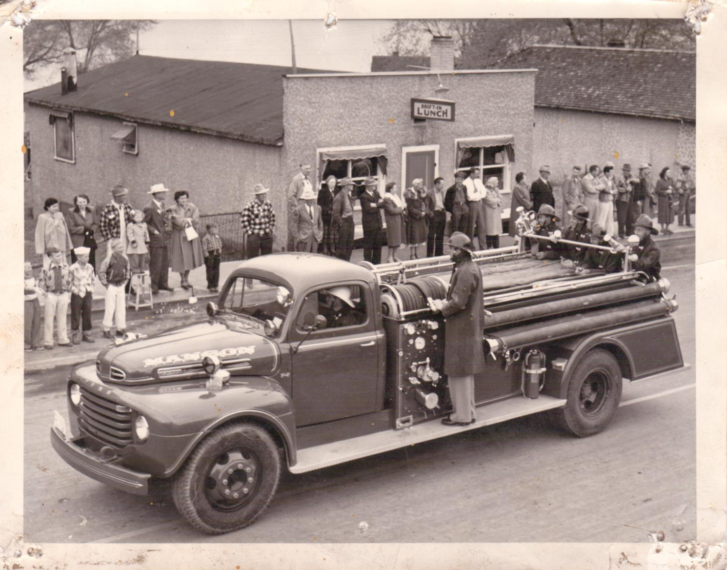 1960s parade 1