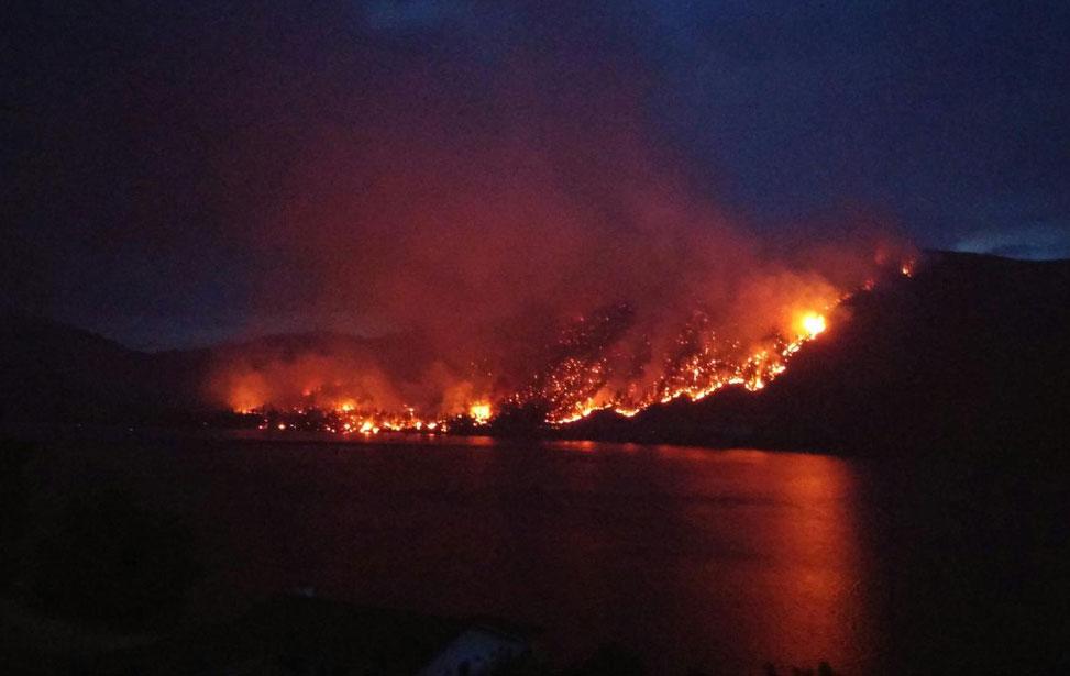 First Creek Fire~Marv Jeffries